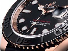 Rolex tiene entre sus filas una variedad inigualable de relojes, pero tiene uno muy especial para los amantes de los yates, el Yacht-Master