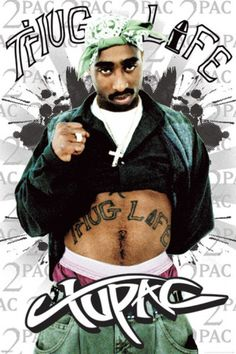 Thug life tattoo design tattoos tattoo on finger sleeve for Thug life tattoo tupac