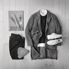 11 Insanely Cool Outfit Formulas For The Fall- 11 Insanely Cool Outfit Formulas For The Fall fall outfit formulas for men - Mens Fashion Blog, Look Fashion, Fashion Outfits, Fashion Clothes, Fall Fashion, Fashion Trends, Style Dandy, Stylish Men, Men Casual