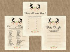 Rustic-Bridal-Shower-Game-printables-Country-Bridal-Shower-Games-Wedding-Shower-BS41-game-package