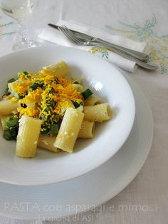 la PASTA-con-asparagi-e-mimosa-La-cucina-di-ASI-2014 ok