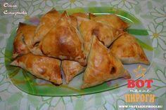 Узбекский пирог мясной