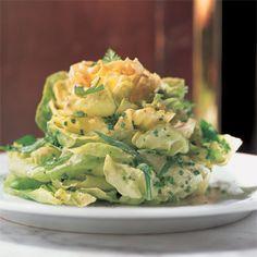 Bibb Lettuce Salad / Deborah Jones
