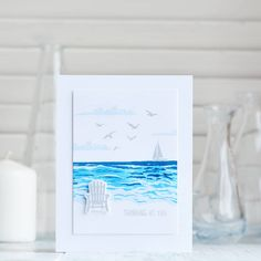 I can't wait to play with this gorgeous kit Hero Arts Cards, Beach Cards, Card Companies, Card Kit, Christmas Cards, Card Making, Sketches, Paper Crafts, Crafty