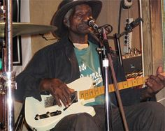 Legendary Henry Gipson, founder of Gip's Juke Joint, Bessemer, Alabama....He shared his moonshine with me once!!