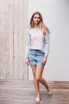Our much loved and best selling Hettie Spot Jumper is back in stock. Made from high quality soft cotton. ο cotton ο Pink Marble, Studio, Bermuda Shorts, Jumper, Spring Summer, Cotton, Fashion, Moda, La Mode