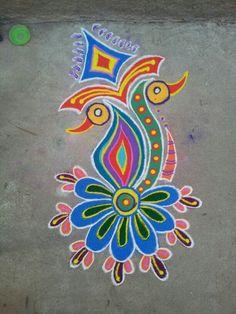 Rangoli!!!- could be a nice tattoo idea