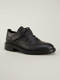 Kris Van Assche  velcro  Derby Lace-up Shoes - Odd. 35b79a4a536
