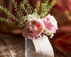 Tipi Vintage Wedding - Button Holes