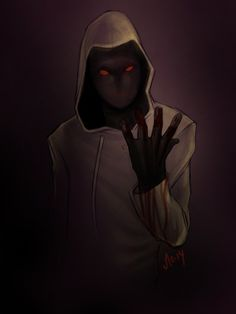 Hoodie from Marble Hornets