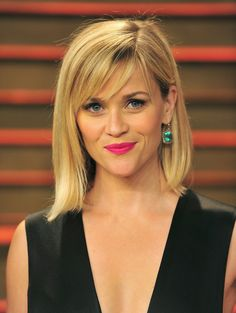 L'actrice Reese Witherspoon à la Vanity Fair Oscar Party, le 2 mars 2014
