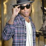 Moncler Lunettes Featuring Pharrell Williams: The Launch Event