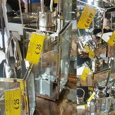 #arrivateunbottodenews #lanterne #acciaio #vetro #tuttelemisure #passaciacciare