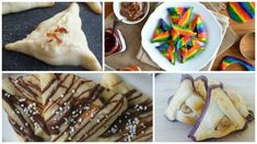 With Purim a month away--the night of March 23--it's finally an acceptable time to start fantasizing about hamantaschen. These three-cornered cookies, ...