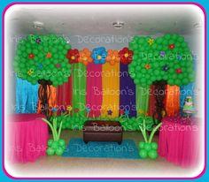 Hecho por: Iris Balloon's Decoration's