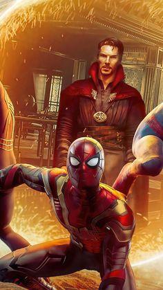 Movie Wallpapers, Doctor Strange, Deadpool, Spiderman, Superhero, Movie Posters, Movies, Fictional Characters, Anime Art