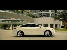 "Advertising Campaigns from the 2013 Academy Awards - 2013 Hyundai Azera ""Thanks"""