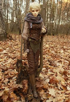 snow-and-resin:  gourmandghast:  abjds:  Ksantra by rangvar on Flickr.  This doll is fantastic!  Perfection. I'm crying.