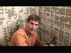 Removing Ceramic Wall Tiles from Shower Video - YouTube