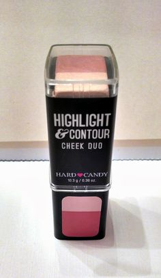 The Budget Beauty Blog: Hard Candy Highlight and Contour Cheek Duo Review