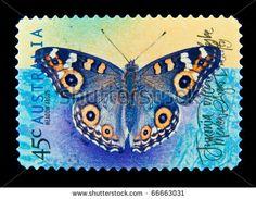 Australian postage stamp