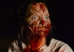 Zombie Special Effects Makeup