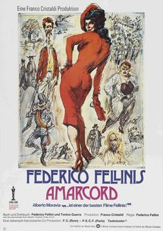 Return to the main poster page for Amarcord