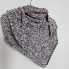 DIY tricot: le châle TERUCA