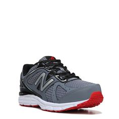 New Balance Men's 560 V6 Tech Ride Medium/X-Wide Running Shoes (Grey/Black) - 11.0 4E