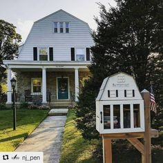 "1,106 Likes, 12 Comments - Little Free Library ® (@littlefreelibrary) on Instagram: ""Doppelganger #LittleFreeLibrary! #givebooks"""