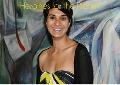 Heroines for the Planet: Art Activist Asher Jay planet interview