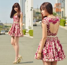 Koogal Dress- Follow Your Heart BY CAMILLE C., 25 YEAR OLD FASHION DESIGNER/BLOGGER AT ITSCAMILLECO.COM FROM MANILA