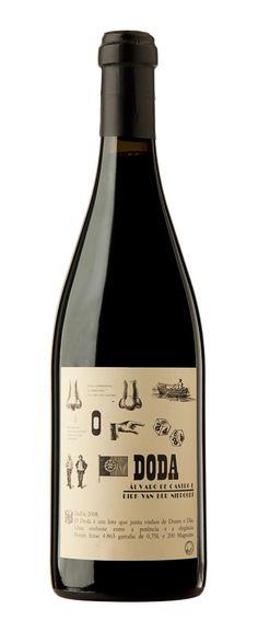 Doda. Wine of Portugal.  mxm