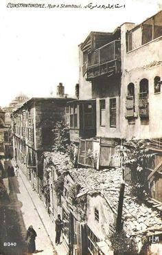 """""""İstanbul'da bir sokak"""", Nuruosmaniye"""