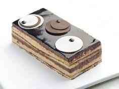 Torta Opera de Anna Olson