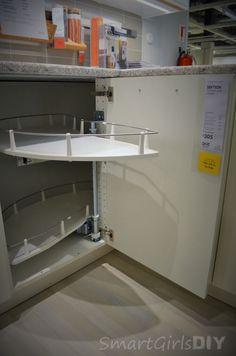 try beside the slide in gas utrusta corner base cabinet