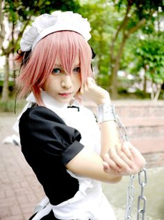Virgo Cosplay (Fairy Tail)