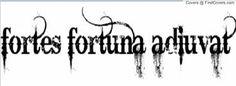 Výsledek obrázku pro fortis fortuna adiuvat