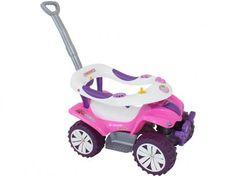 Andador para Bebê de Empurrar - Biemme Sofy Car com as melhores condições você encontra no Magazine Biafiszer. Confira!