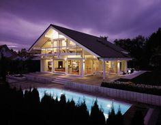 17 best huf haus sustainable architecture design - German prefab homes grand designs ...