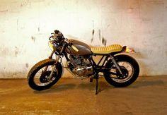 Garagem Cafe Racer : Cafe Racer na Prática: Suzuki Intruder - Parte 2