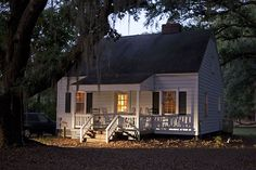 the davant plantation cottage - south carolina