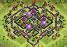 Funneling Farming Base with Unlurable CC Best Defense, Clash Of Clans, Farming, Rum, Base, Content, Website, Google Search, Clash On Clans