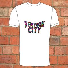NYC Colours T-Shirt £13.00