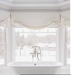 Düğün gizli Faux relaxed roman valance with wings Bathroom Window Treatments, Bathroom Windows, Curtains For Bathroom Window, Corner Window Treatments, Kitchen Curtains, Plywood Furniture, Furniture Design, Chair Design, Design Design