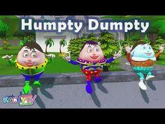 10 Humpties | Humpty Dumpty Sat on The Wall | Humpty Dumpty song - Kachy TV – Nursery Rhymes - YouTube #nursery #rhymes #kachytv