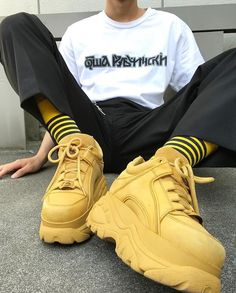 i hate these shoes but the rest's cool