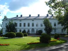 Old Mansions, Country Estate, Finland, Environment, Villa, Construction, Architecture, House Styles, Building
