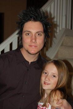 Brian Haner Jr. And his sister McKenna Haner.