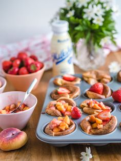 Most Delicious Recipe, Pretzel Bites, Ricotta, Cereal, Yummy Food, Sweets, Baking, Breakfast, Desserts